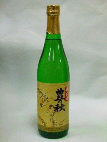 豊の秋  特別純米 雀と稲穂   720ml