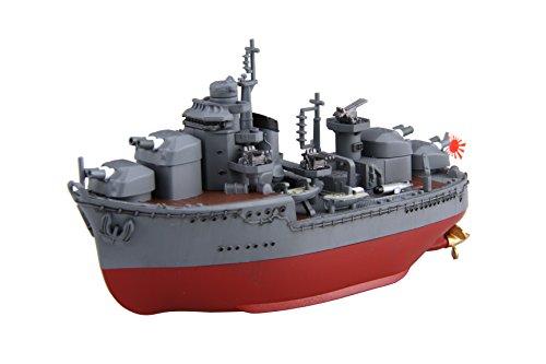 フジミ模型 ちび丸艦隊シリーズ No.39 涼月 全長約11cm ノンスケール 色分け済み プラモデル ちび丸39