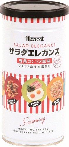 マスコット サラダエレガンス L缶 390g