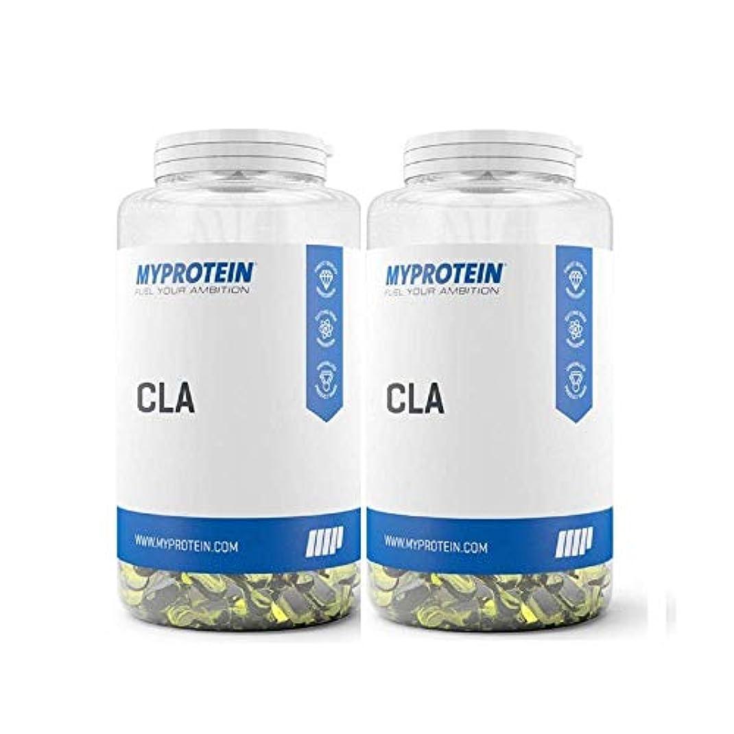 支払う貞測定可能マイプロテイン CLA(共役リノール酸)60錠 2セット