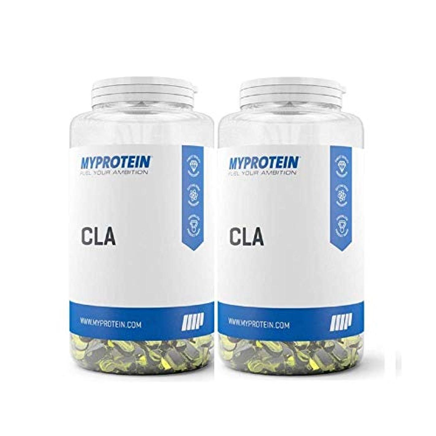 摂氏度幸運正気マイプロテイン CLA(共役リノール酸)60錠 2セット