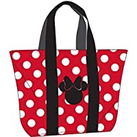 Disney Minnie Mouse Beach Tote, 17 Inch
