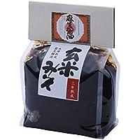 麻生醤油醸造場 長期熟成三年玄米味噌 700g