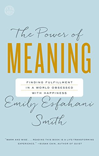 amazon co jp the power of meaning finding fulfillment in a world