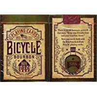 Bourbon Playing Cards by USPCC