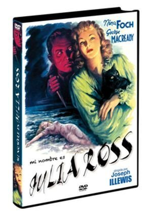My Name Is Julia Ross ( The Woman in Red ) [ NON-USA FORMAT, PAL, Reg.0 Import - Spain ] by Nina Foch