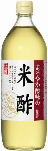 内堀醸造 まろやか酸味の米酢 900ml