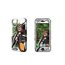 デザエッグ デザジャケット 新・世界樹の迷宮 ミレニアムの少女 iPhone 5ケース&保護シート デザイン01 DJGA-IPE4-m01