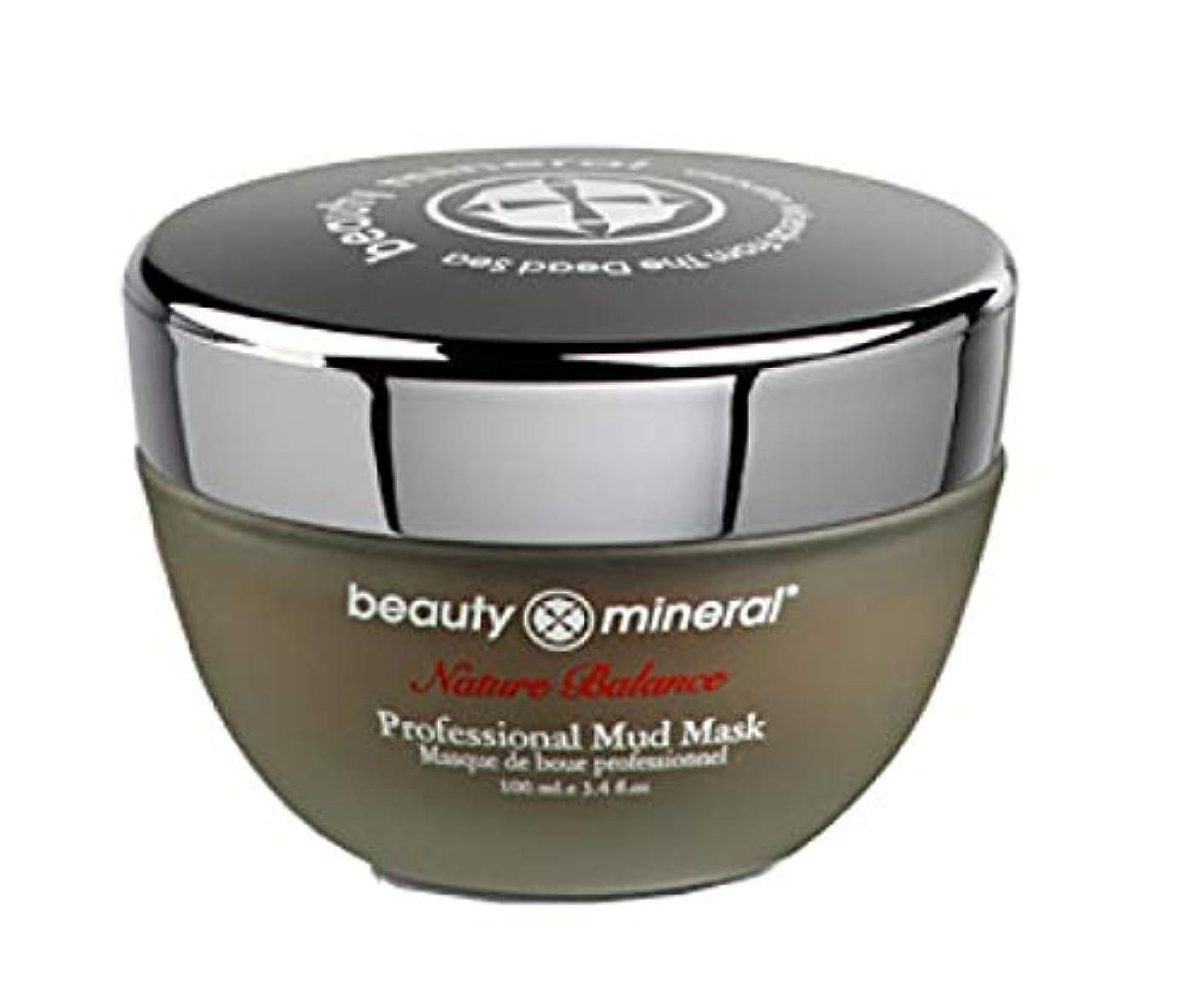 ユニークなほのめかす資格Beauty Mineral プロフェッショナル?マッドマスク 100ml