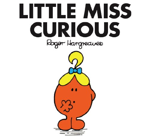 amazon little miss curious mr men and little miss roger
