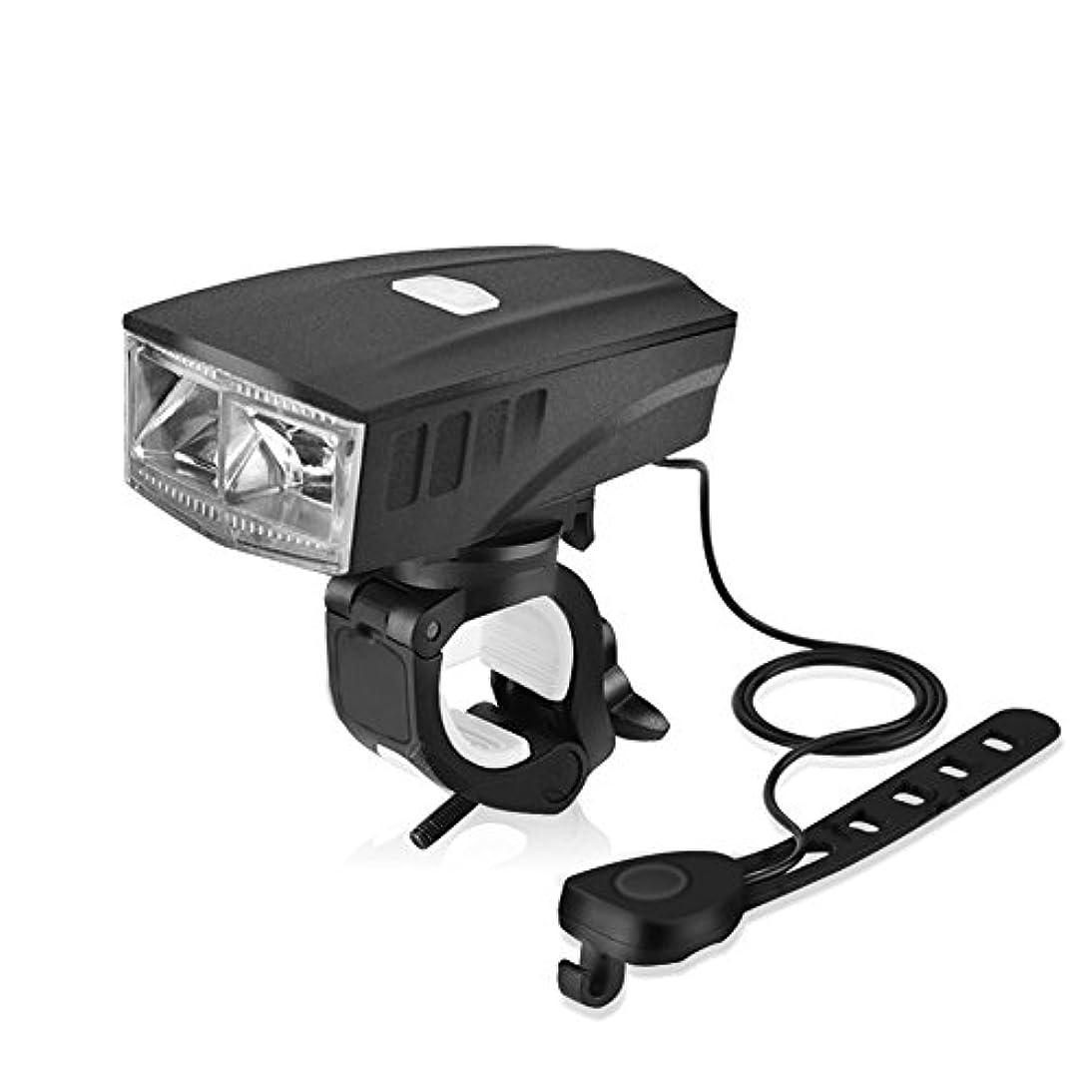 志す適応あいまい自転車用ライト 自転車前照灯 自転車ヘッドライト 2000mAh 超高輝度 自転車用LED 懐中電灯 3モード対応 取り付け簡単 工具不要 USB充電式IP65 防水 防災 防振