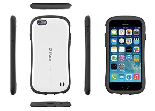iphone6 Plus ケース 5.5 インチ inch カバー iface First Class ハード タイプ 正規品 ストラップホール付 (ホワイト)