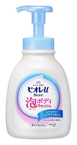 【第3位】花王『ビオレu 泡で出てくるボディウォッシュ』