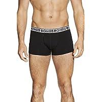 Bonds Men's Underwear Cotton Blend Fit Trunk