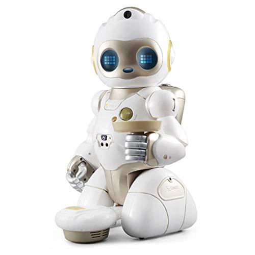 インテリジェントな子供の掃引ロボット追跡録音のゲームプログラ...