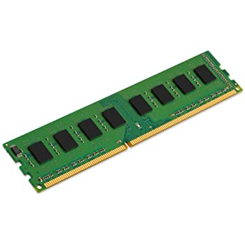 【Kingston(キングストン)】 永久保証 デスクトップ用増設メモリ 2GB(2GB×1枚) DDR3-1333(PC3-10600) Non-ECC CL9 DIMM 240pin Single Rank KVR1333D3S8N9/2G