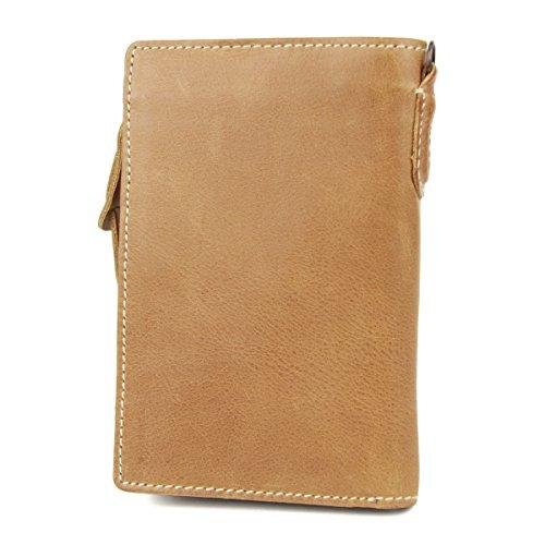 [コルボ] CORBO. 小銭入れ付き二つ折り財布 8LO-9933 ブラウン CO-8LO-9933-91