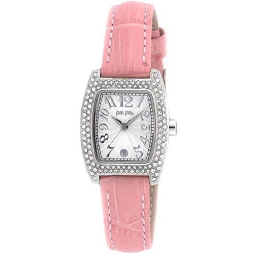 [フォリフォリ]Folli Follie 腕時計 S922ZI SLV/PNK シルバー レディース [並行輸入品]