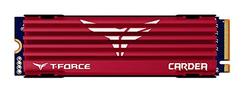 Team T-Foce Cardea SSD M.2 2280 Pci-e 3.0 x4 NVMe1.2 480GB TM8FP2480G0C110