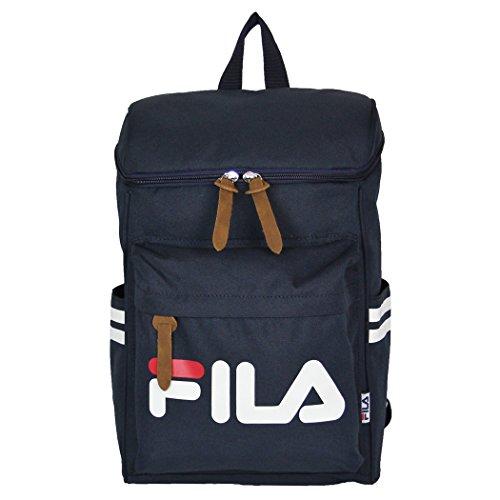 (フィラ)FILA スクエア型 リュック/7490/コン/ポリエステル
