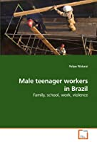 Male Teenager Workers in Brazil