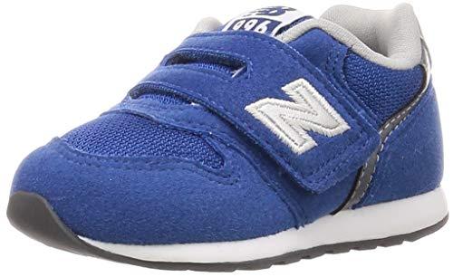[ニューバランス] ベビーシューズ IV996 / IZ996(現行モデル) 12~16.5cm 運動靴 ベルト 普段履き 男の子 女の子 19_ブルー(CBL) 16.5 cm