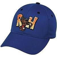 ミッドランドRockhounds Oakland Athletics Minor League Affiliate Youth Adjustable Hatキャップ–キッズOSFA