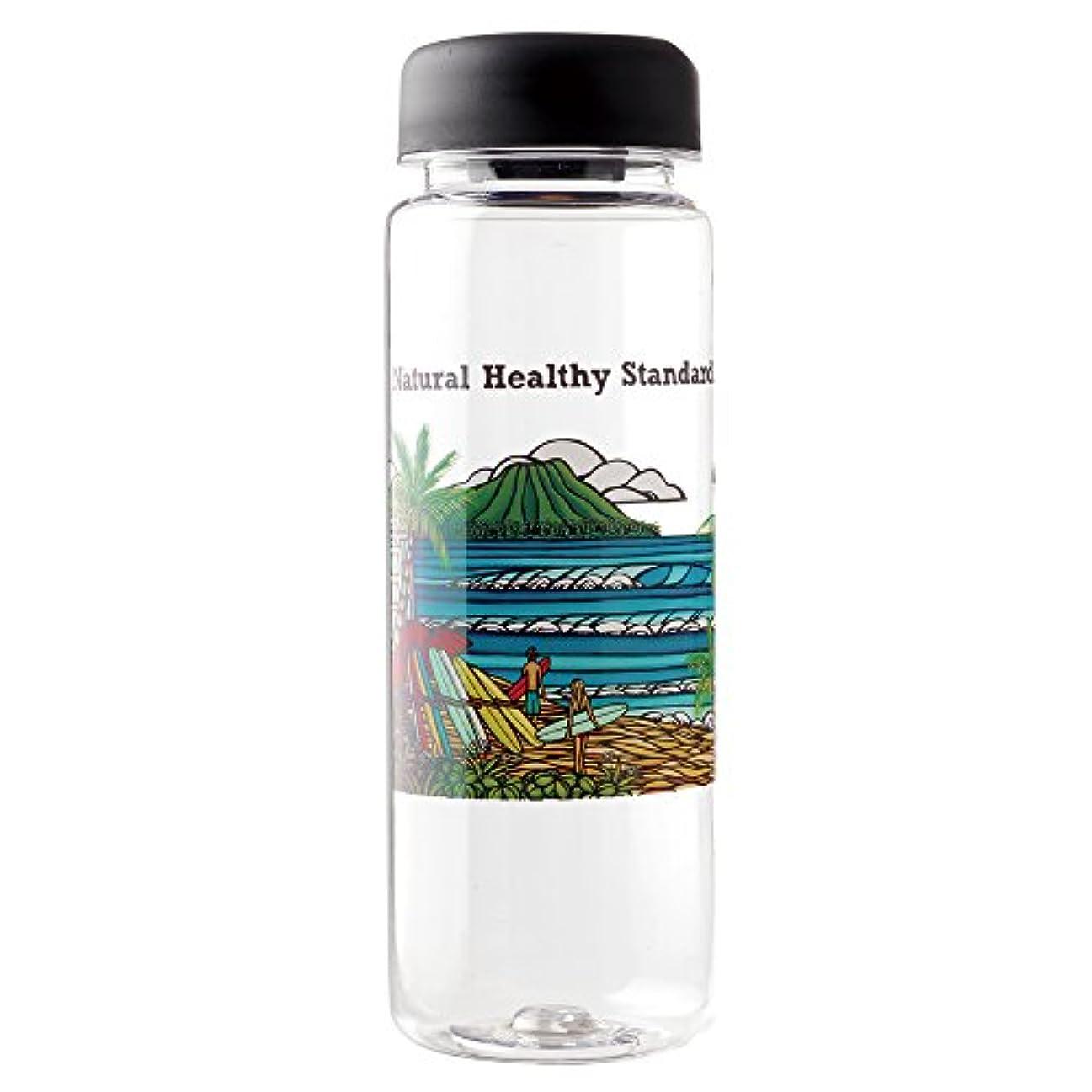 タクトスープ酔うNatural Healthy Standard ロゴ入りドリンクボトル(ヘザーブラウンモデル) 500ml