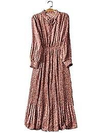 df529de433a8d Amazon.co.jp  ピンク - ワンピース・チュニック   ワンピース・ドレス ...