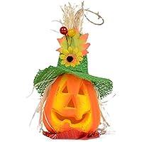 ハロウィンホロウグローブパンプキンライトトランペットグリーンカラーハット1パック おもちゃ雑貨用品 お祭り 宴会 文化祭 緑