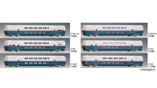 TOMIX Nゲージ 92835 E1系上越新幹線 (Max・新塗装) 増結セット