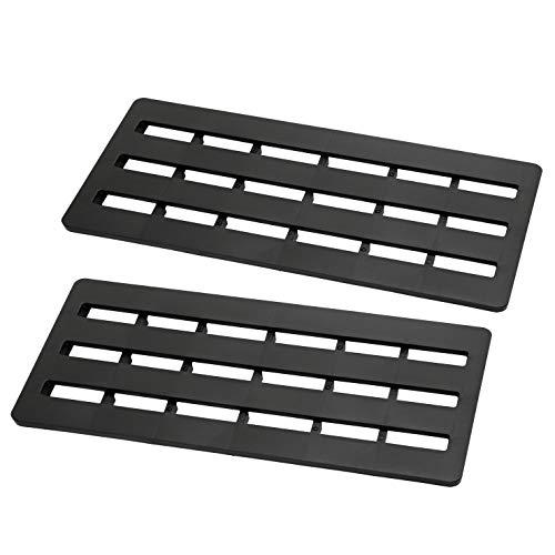 【BLKP】 パール金属 押入れ スノコ 2枚組 限定 ブラック プラスチック 湿気 結露 対策 BLKP 黒 N-7576