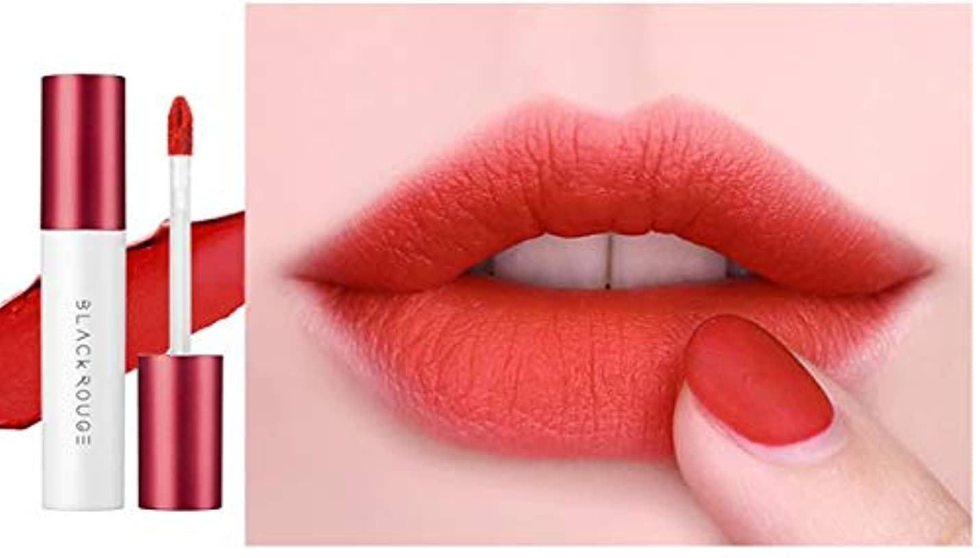 肥満フィッティング失効Black Rouge Cotton Lip Color (T06 Grapefruit Tea) ブラックルージュ コットン リップ カラー [並行輸入品]