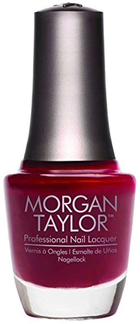 遊びます戸惑う言語Morgan Taylor - Professional Nail Lacquer - A Touch of Sass - 15 mL / 0.5oz