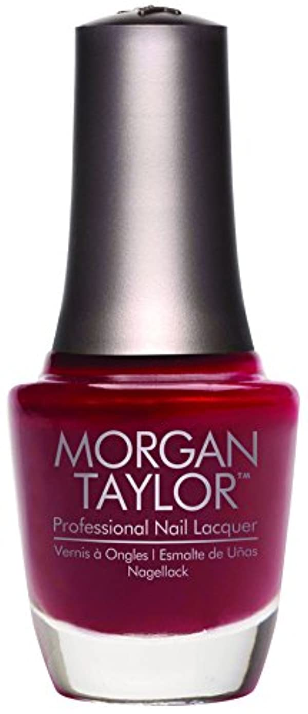 振り返る流行くつろぐMorgan Taylor - Professional Nail Lacquer - A Touch of Sass - 15 mL / 0.5oz
