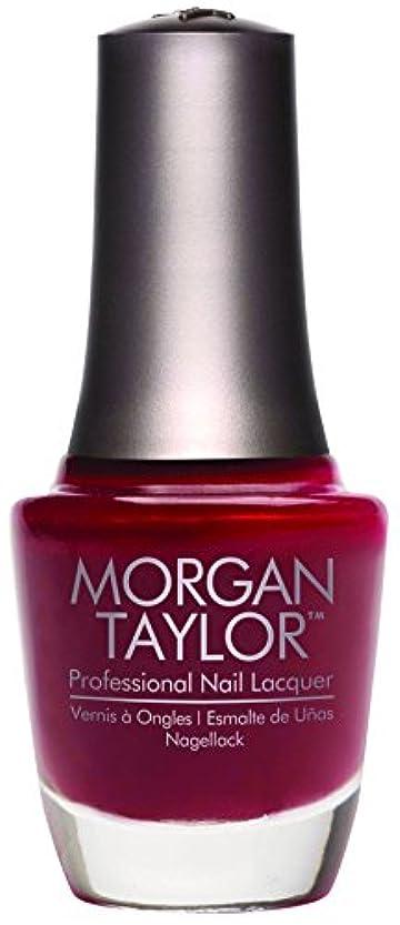 凍結オーク貴重なMorgan Taylor - Professional Nail Lacquer - A Touch of Sass - 15 mL / 0.5oz
