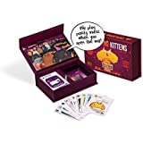 Exploding Kittens Party Pack Game - Play Exploding Kittens with up to 10 Players! [並行輸入品]