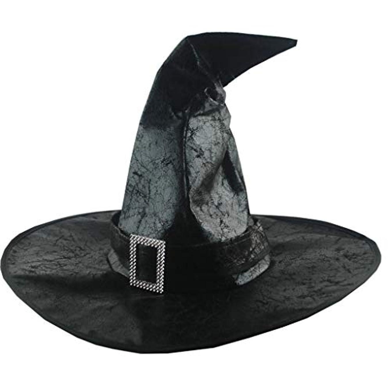 素晴らしいです辞任する浮浪者魔女帽子 レディース ハロウィーン コスプレ コスチューム パーティー Jopinica アクセサリー メッシュ カラフル ファッション アウトドア 女の人