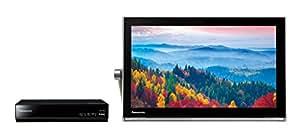 パナソニック 15V型 ポータブル 液晶テレビ 防水タイプ 500GB HDDレコーダー付き プライベート・ビエラ ブラック UN-15T5-K