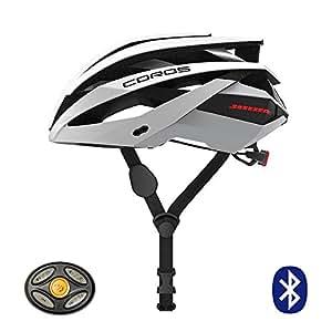 COROS OMNI スマートヘルメット 自転車 サイクリング 骨伝導 LED付き