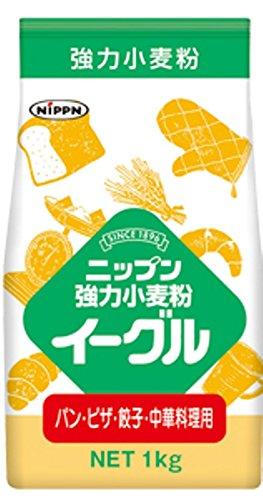 日本製粉 イーグル 強力小麦粉 1000g