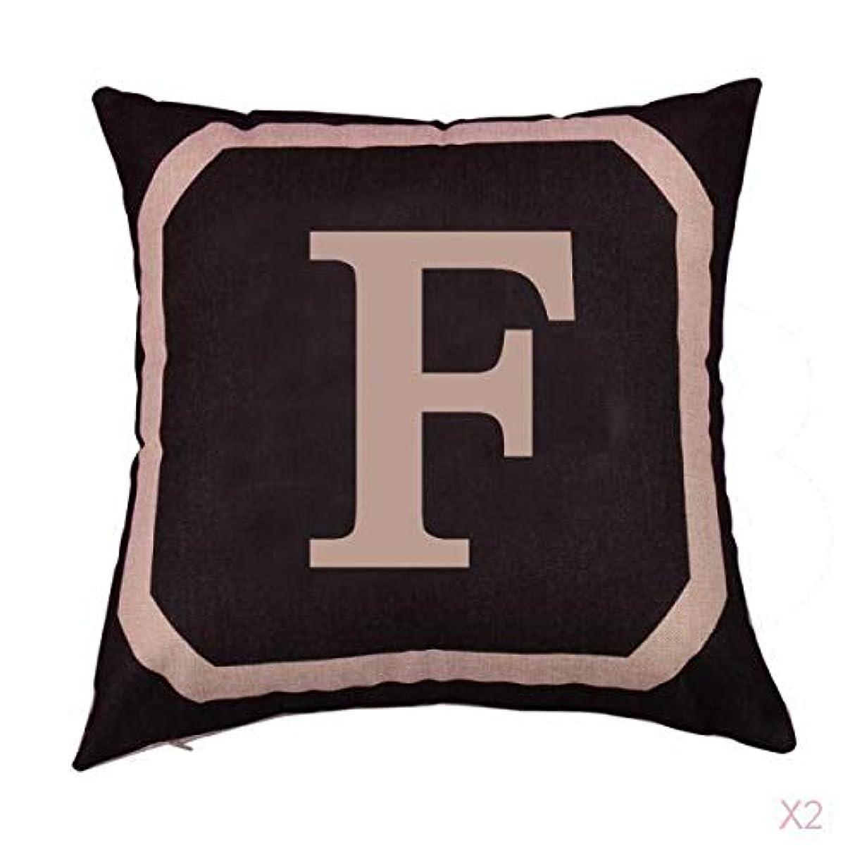メッシュみぞれ金貸しFLAMEER 正方形の綿のリネンスローピローケース腰クッションカバーベッドソファインテリアF