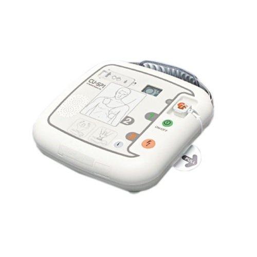 【AED】自動体外式除細動器 CU-SP1(シーユーSP1) キャリングケース付 CUメディカル社 ...