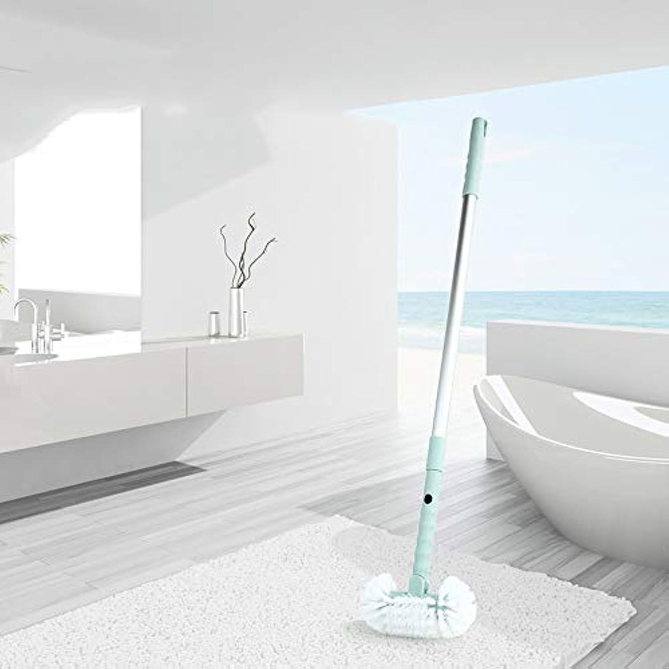 デクリメント一時解雇する人差し指ポアクリーニング ホームバスルーム引き戻し可能なハードブラシトイレ浴室バスタブフロアクリーニングブラシ マッサージブラシ