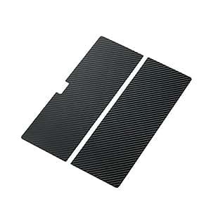 ELECOM SurfacePro3 背面プロテクトシール カーボンブラック TB-MSP3WRPT1