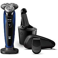フィリップス メンズシェーバー 9000シリーズ お風呂剃り可 (深剃りモデル) トリマー・洗浄器付 S9185/26
