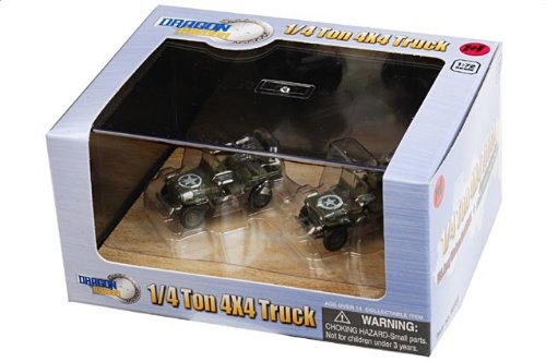 1:72 ドラゴンモデルズ アーマー コレクター シリーズ 60505 Willys Jeep ディスプレイ モデル US アーミー 101st Airborne Screaming イーグル ウェス