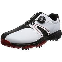 [アディダスゴルフ] ゴルフシューズ スパイク 360 traxion Boa WD