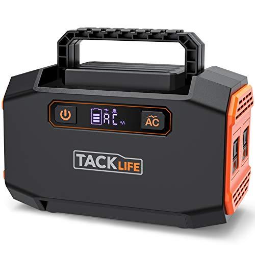 【Amazon.co.jp 限定】TACKLIFE(タックライフ)   P16ポータブル電源 45000mAh/167Wh 家庭用蓄電池 非常用電源   ACアダプター/シガーソケット/ソーラーパネル充電  AC/DC/USB出力  防災グッズ アウトドア PSE認証取得 2年間保証