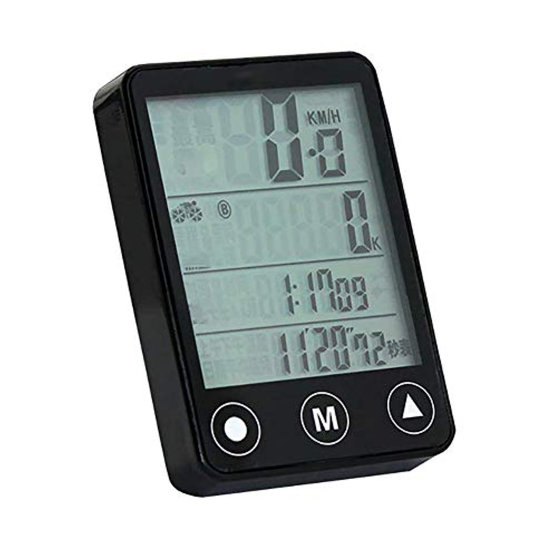 ファイアル回復するポンペイコード表 自転車 アクセサリー サイクリングコード表 マウンテンバイク ルミナス タッチスクリーン ワイヤレス走行距離計